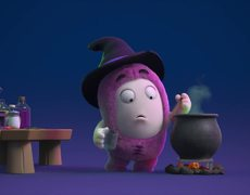 Oddbods Scary Witch and her Magic Potion | Funny cartoons | Halloween 2019