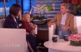 The Ellen Show: El adorable niño bailarin Liang Liang