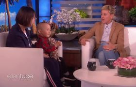 The Ellen Show: Adorable Kid Dancer Liang Liang Busts a Move!