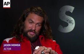 Momoa teases 'Aquaman 2'