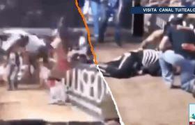 La Parka queda gravemente lesionado durante lucha en Monterrey