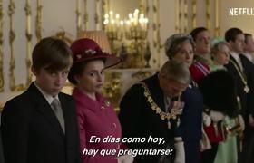 The Crown: Temporada 3 | Tráiler oficial | Netflix