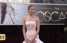 Jennifer Lawrence Is Married!