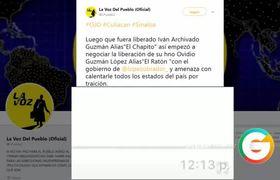 Supuesto audio de Iván Archivaldo Guzmán