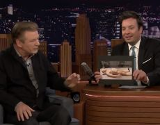 The Tonight Show: Alec Baldwin Drops His Pants to Prove His Weight Loss