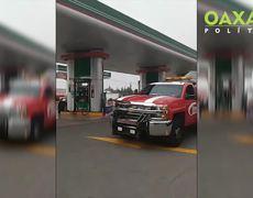 Estación de servicio vende gasolina con agua en la CDMX