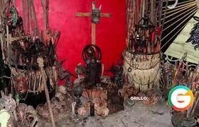 Los rituales de La Unión Tepito tras descubrir narcotuneles #CDMX