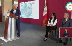 #AMLO desmiente a MCCI, #SAT no perdonó adeudos a narco