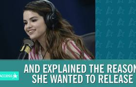 Sel Gomez Says 'Look At Her Now' Is To Let Fans Know She's Doing Ok