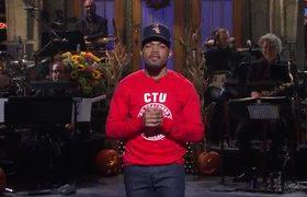 Chance the Rapper Monologue #SNL
