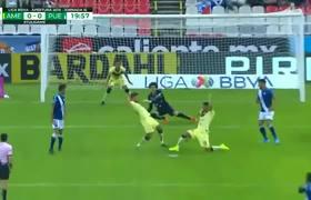 América 2-0 Puebla | Resumen - Todos los Goles | Jornada 15 - Liga MX | Apertura 2019