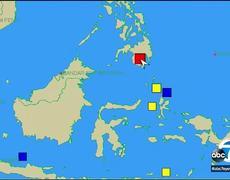 Sismo de 6.8 grados sacude a Filipinas