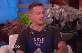 The Ellen Show: Charlie Puth Gets a Surprise from Jennifer Aniston