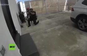 #VIDEO: Momento exacto de la detención del hijo de 'El Chapo' Guzmán