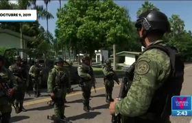 """Este es el """"minuto a minuto"""" del operativo para detener a Ovidio Guzmán"""