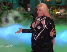 The Ellen Show. Cardi B Meets Cardi E