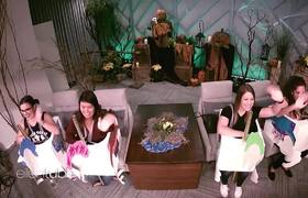 The Ellen Show: Fans Get a Halloween Scare in the GEICO Scarebox!