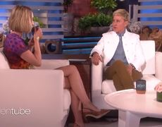 The Ellen Show: Saoirse Ronan Gets Two Halloween Scares