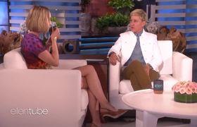 The Ellen Show: Saoirse Ronan tiene dos sustos de Halloween
