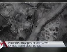 Estados Unidos revela primeras imágenes del operativo contra líder de ISIS