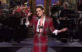 Kristen Stewart Audience Questions Monologue #SNL
