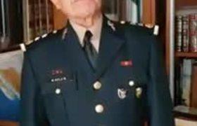 Mauricio Avila Medina General en retiro: Ejército intervendrá en México cuando el pueblo lo exija