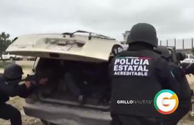 Furia Negra graba enfrentamiento contra CDG