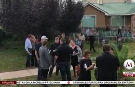 Misa en honor a 3 víctimas de ataque a familia LeBarón