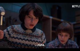 Stranger Things | ¡Corte! Y va de nuevo de la temporada 2 #Netflix