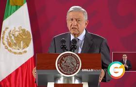 NO habrá diálogo ni acuerdos con el Narco: AMLO