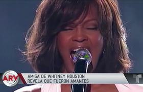 Whitney Houston's lover reveals her alleged love story