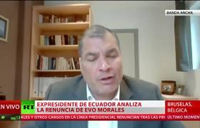 Rafael Correa: