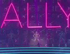 Ally Brooke's Samba - Dancing with the Stars 2019