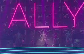 Ally Brooke's Samba - Dancing with the Stars 2019