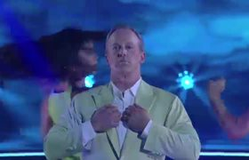 Sean Spicer's Argentine Tango - Dancing with the Stars 2019