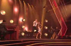 James Van Der Beek's Jive - Dancing with the Stars 2019