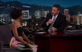 JKL: Kerry Washington on Will Ferrell, Broadway & Kanye West