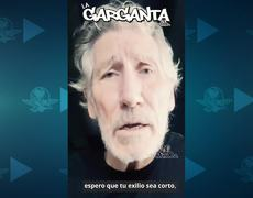 Roger Waters releases video in support of Evo Morales