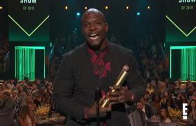 Hear Terry Crews' Inspiring Acceptance Speech at E! PCAs | E! People's Choice Awards 2019