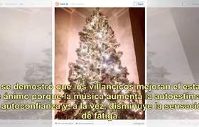 #OMG - Adelantar la decoración de Navidad te hace más feliz