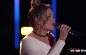 The Voice Top 20 Live Playoffs 2019: Marybeth Byrd Sings Ellie Goulding's