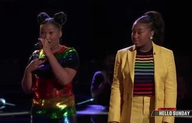 The Voice Live Top 20 Eliminations: Hello Sunday Wildcard Instant Save Performance: