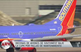 Decenas de aviones de conocida aerolínea podrían tener fallas de mantenimiento