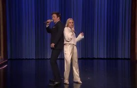The Tonight Show: History of Disney Songs with Kristen Bell