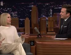 The Tonight Show: Kristen Bell Shares Frozen 2 Spoilers and Animation Secrets