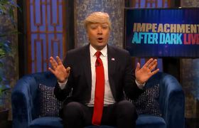 The Tonight Show: Impeachment After Dark: Gary from Veep Is Trump's New Assistant