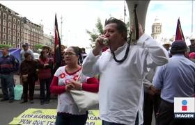 Evo Morales trae escolta similar al Estado Mayor Presidencial
