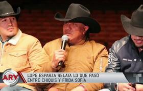 Lupe Esparza rompe el silencio sobre Frida Sofía y Chiquis Rivera