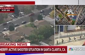Officials Confirm Suspect Located In Santa Clarita School Shooting