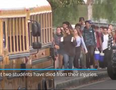 At least 2 dead in Southern California high school #shooting